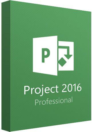 Buy Microsoft Project Professional 2016 Key