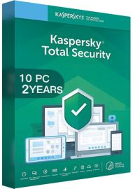 Kaspersky Total Security Multi Device 2020 - 10 Devices - 2 Years [EU]