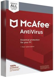 McAfee Antivirus Unlimited Device / 1 Year [EU]