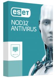 ESET NOD32 Antivirus 1 PC 1 Year