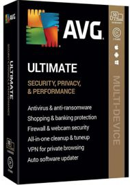 AVG Ultimate 2020 10 Devices 2 Years [EU]